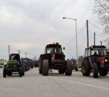 Σήμερα Δευτέρα Μηχανοκίνητη πορεία διαμαρτυρίας αγροτών στα Τρίκαλα