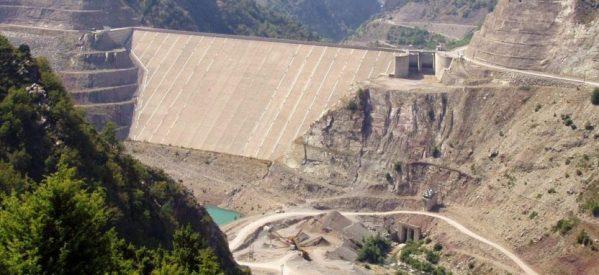 Συνάντηση Kώστα Μαράβα με κλιμάκιο της ΔΕΗ για την αποπεράτωση του υδροηλεκτρικού Μεσοχώρας