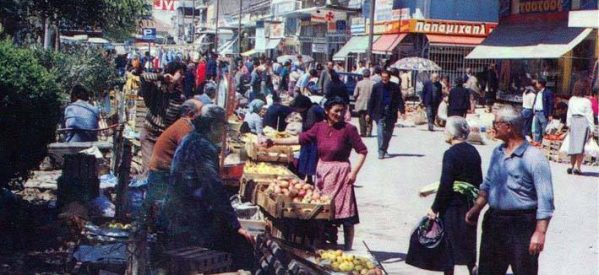 Eργα και έλεγχοι στη λαϊκή αγορά – Στο δημοτικό συμβούλιο, τον Οκτώβριο, η συνολική μελέτη