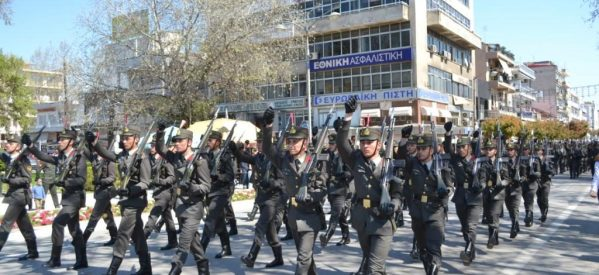 Πρόσκληση – Πρόγραμμα εορτασμού Ημέρας των Ενόπλων Δυνάμεων