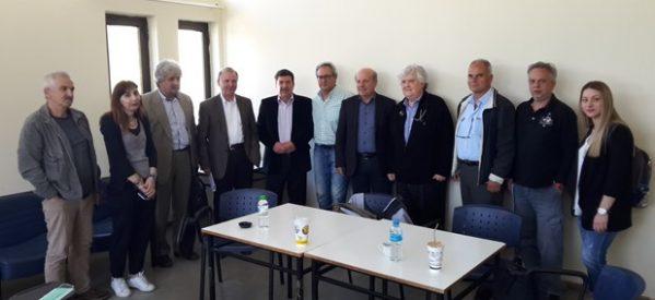 Στο Κ.Υ. Φαρκαδόνας οι τρικαλινοί βουλευτές του ΣΥΡΙΖΑ