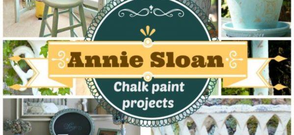 ΠΡΟΣΚΛΗΣΗ ΣΕ ΣΕΜΙΝΑΡΙΟ Chalk Paint™ της Annie Sloan  στα Τρίκαλα