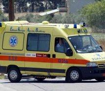Τροχαίο με έξι τραυματίες στην Ε.Ο Λάρισας – Τρικάλων