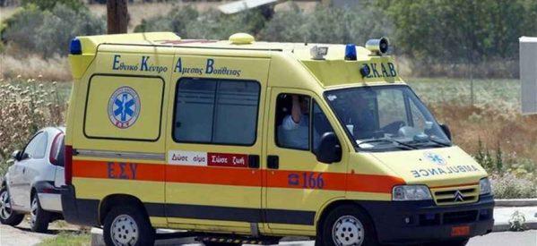 Θανατηφόρο τροχαίο στη εθνική Βόλου-Λάρισας: Νεκρός 46χρονος