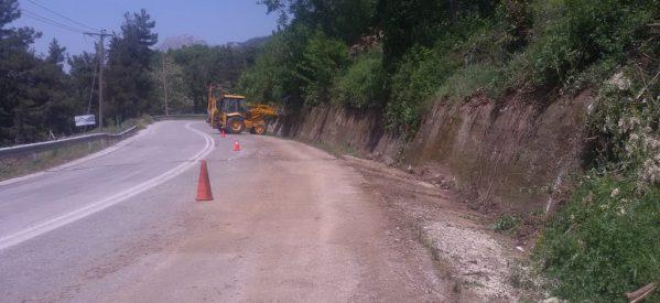 Αποκαταστάσεις υποδομών στο Δήμο Πύλης