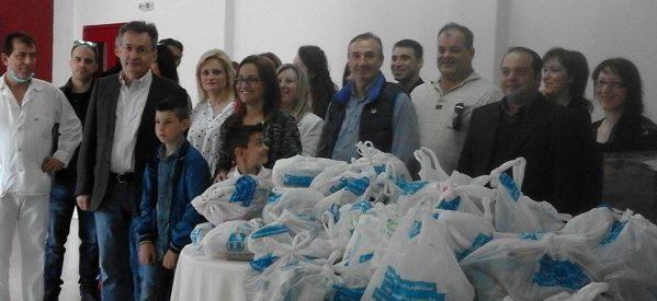 """Πράξη αγάπης και ανθρωπιάς από εργαζόμενους του """"ΑΒ Βασιλόπουλος"""" προς τους ασθενείς του Θεραπευτηρίου Χρονίων Παθήσεων"""