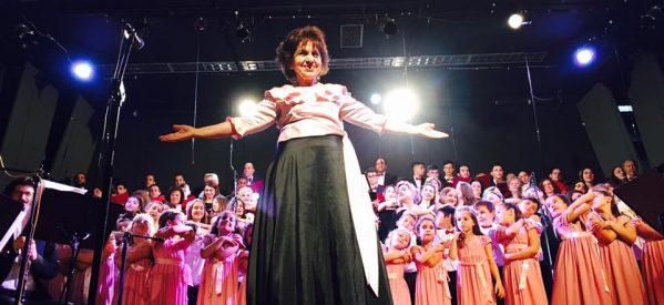 Εντυπωσιακή συναυλία της «Χορωδίας Τρικάλων» και του «Ωδείου Α. Κασιώλα»