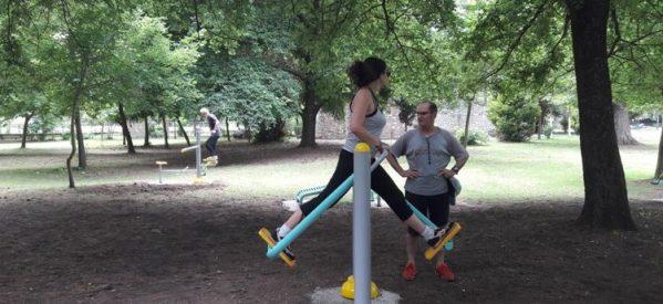 Το νέο, εντυπωσιακό πρόσωπο του πάρκου στον Αη Γιώργη