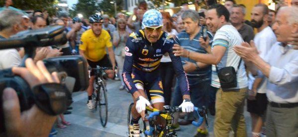 Ο Στέλιος Βάσκος ξεκίνησε για το γύρο της Ευρώπης – Θα διανύσει περισσότερα από 8.000 χιλιόμετρα!