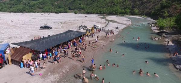 Καλοκαιρινή απόδραση στις Τρικαλινές παραλίες της Κοιλάδας του Αχελώου (video)