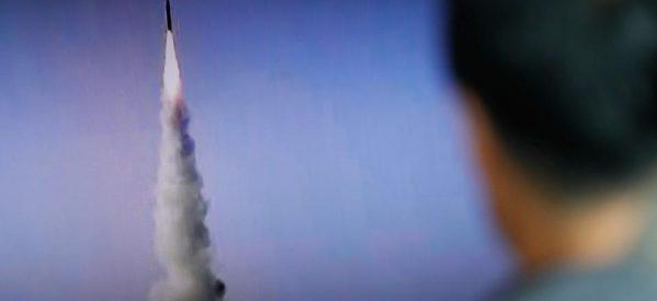 Ο Κιμ απειλεί: Η εκτόξευση πυραύλου ήταν το πρώτο βήμα για την επιχείρηση στο Γκουάμ