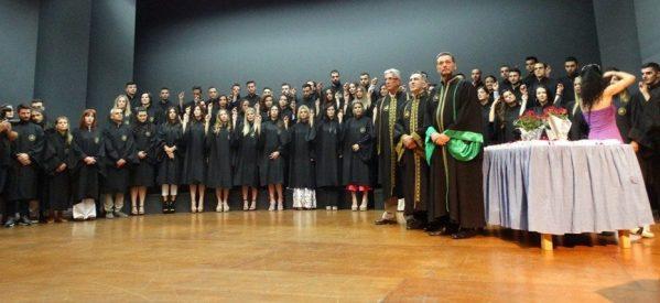 Για τρίτη συνεχή χρονιά το ΤΕΦΑΑ ΠΘ πόλος έλξης 42 φοιτητών από 17 χώρες του κόσμου