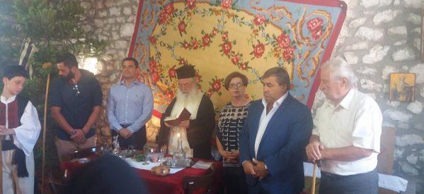 Με ενθουσιασμό και περηφάνια οι Γαρδικιώτες , εγκαινίασαν το Λαογραφικό τους Μουσείο