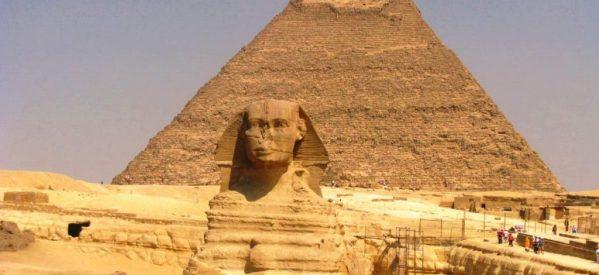 Κρυφός θάλαμος ανακαλύφθηκε στην Πυραμίδα του Χέοπα στην Αίγυπτο