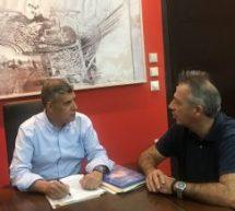 Καθαρίζει το οδικό δίκτυο αρμοδιότητας της στην Π.Ε. Τρικάλων η Περιφέρεια Θεσσαλίας