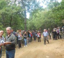 KKE(μ-λ): Έξω οι τσιφλικάδες από το δάσος Ελαφίου