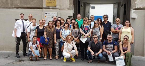 Το 2ο ΕΠΑΛ Τρικάλων στο Ευρωπαϊκό Πρόγραμμα Erasmus+ στην Πράγα