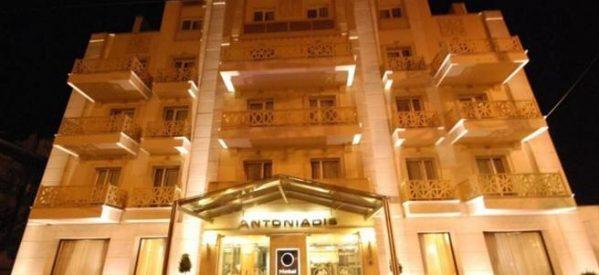 Καλαμπάκα: Στο σφυρί ένα από τα μεγαλύτερα ξενοδοχεία της Θεσσαλίας αντί 3,6 εκ ευρώ
