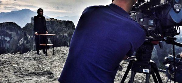 """Ολανδικό τηλεοπτικό συνεργείο στα Μετέωρα για το """"ξεμάτιασμα"""""""