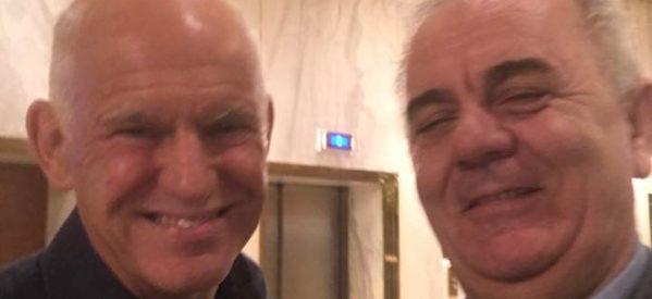 Selfie με τον Πρόεδρο ο Μπλέτσας