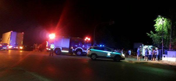 Τρίκαλα – Σοβαρός τραυματισμός 54χρονου και της συζύγου του σε τροχαίο