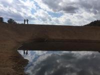 Nέα λιμνοδεξαμενή στην Τσιούκα (Φωτεινό) Τρικάλων