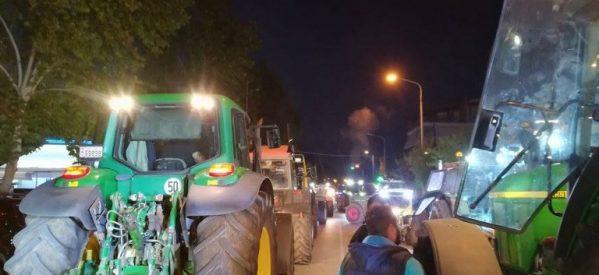 Έρχονται αγροτικά μπλόκα μετά τις γιορτές – Πανελλαδική σύσκεψη στη Λάρισα
