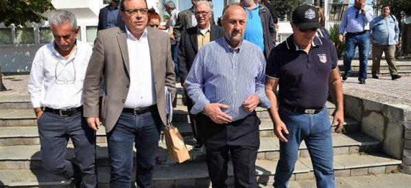 Αποφασισμένη να προχωρήσει το Φράγμα Νεοχωρίτη η κυβέρνηση
