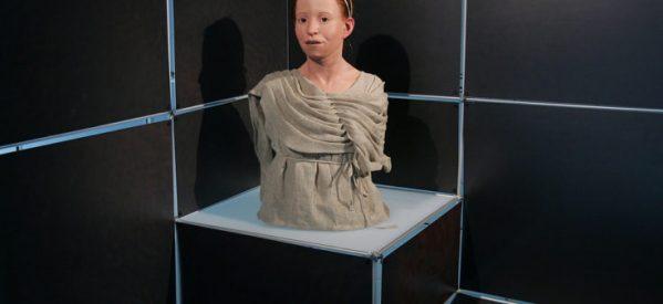 H «Αυγή» – Ένα πρόσωπο της Θεόπετρας Τρικάλων  από την Μεσολιθική εποχή