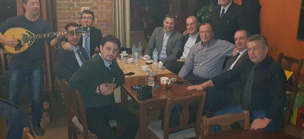 """""""Εποχή"""" Νίκου Γουγουλάκη στον Δικηγορικό Σύλλογο Τρικάλων"""