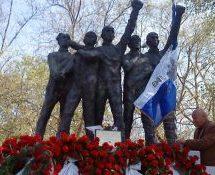 Τρίκαλα – 77 χρόνια πέρασαν από την ημέρα που οι ναζί κατακτητές και οι ντόπιοι συνεργάτες τους, κρέμασαν τους πέντε ΕΠΟΝίτες.
