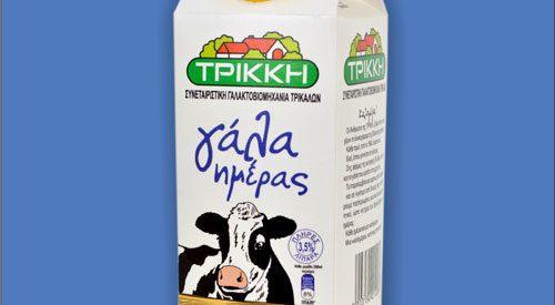 Ένα γάλα τόσο φρέσκο, που…πιο φρέσκο, δεν γίνεται !