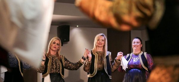 Ο χορός των Γαρδικιωτών είναι αντίδοτο πάσης κρίσης