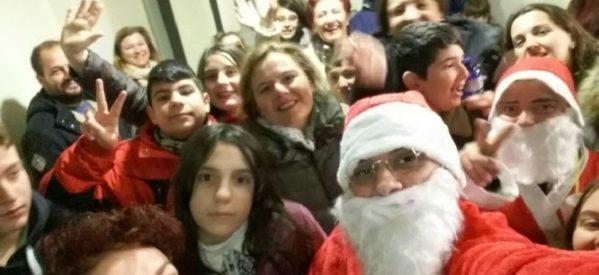 Χριστουγεννιάτικη γιορτή του Ενιαίου Ειδικού Επαγγελματικού Γυμνασίου και Λυκείου Τρικάλων και 2ου ΕΠΑ.Λ.