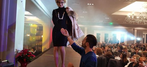 Mε μεγάλη επιτυχία το Φιλανθρωπικό Fashion Show στο Grand Meteora