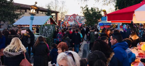 Χιλιάδες επισκέπτες στον «Μύλο των Ξωτικών»