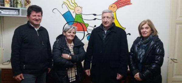 Δωρεά της οικογένειας Χαράλαμπου και Ιωάννας Δεληλίγκα για τη δημιουργία Κέντρου ΑμεΑ