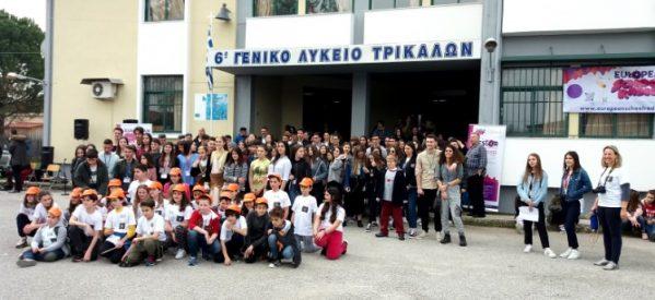 Ήχοι και χρώματα απ' όλη την Ελλάδα στο 5ο Πανελλήνιο Φεστιβάλ Μαθητικού Ραδιοφώνου στο 6ο λύκειο