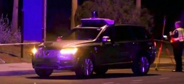 Αυτοκίνητο χωρίς οδηγό σκότωσε γυναίκα – «Φρένο» στο πείραμα για αυτόνομα αυτοκίνητα