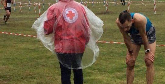 Ερυθρός Σταυρός : Yγειονομική κάλυψη στο αθλητικό κέντρο Σκαμνιές