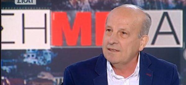 Xρήστος Σιμορέλης : «Πρόοδος ή συντήρηση το δίλημμα της επόμενης μέρας»