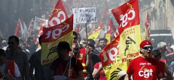 Παρίσι: Σοβαρά επεισόδια στη διαδήλωση των συνδικάτων