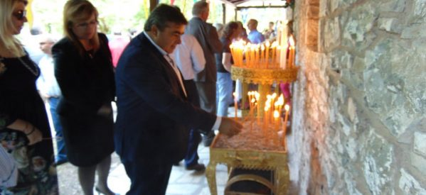 Θρησκευτικές και Πολιτιστικές Εκδηλώσεις στο Εκκλησάκι του Αγίου Πνεύματος Βαθυρέμματος
