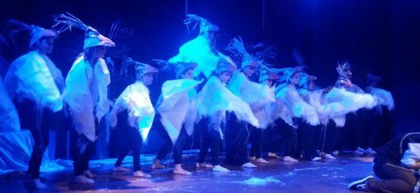 """Ωραία παράσταση από το  Παιδαγωγικό Εργαστήρι Θεάτρου με τις """"Όρνιθεςτου Αριστοφάνη"""""""