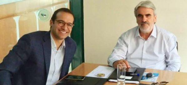 Γιαγιάκος – Χατζηγάκης: «Κλειδί η στήριξη των μικρομεσαίων επιχειρήσεων»