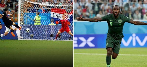 Νιγηρία-Αργεντινή 1-2: Πρόκριση-λύτρωση για την παρέα του Μέσι, παίζει με Γαλλία στους 16