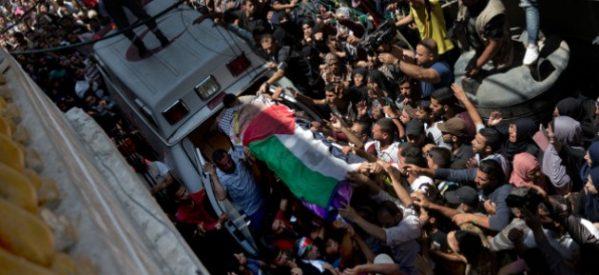 Η δολοφονία μιας 21χρονης νοσηλεύτριας «φουντώνει» την παλαιστινιακή οργή