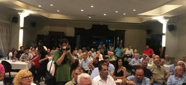 «Βόμβα» από Φώφη: Δεν αποκλείω το ΚΙΝΑΛ να μπει σε κυβέρνηση συνεργασίας με ΣΥΡΙΖΑ και ΝΔ