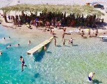 Οι τροπικές…. παραλίες του Αχελώου! [video]