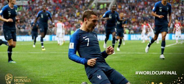 Μουντιάλ 2018 Γαλλία-Κροατία 4-2: Παγκόσμιοι πρωταθλητές οι τρικολόρ!